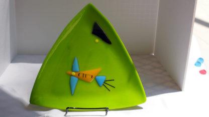 lime green flight